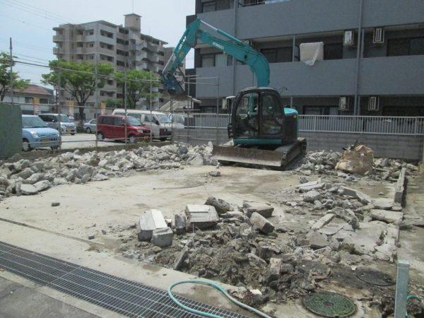 尼崎市 解体工事