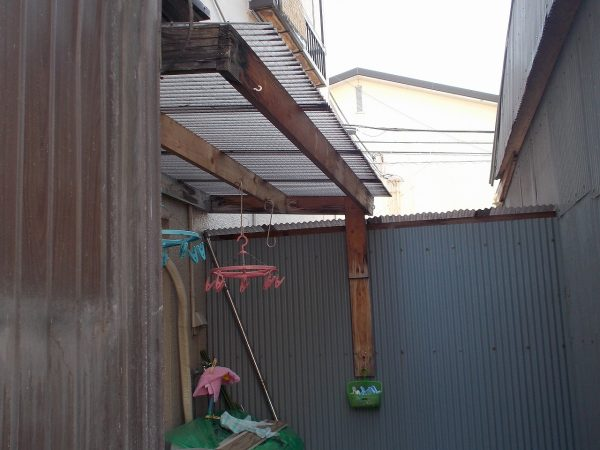 尼崎市玄番南之町 解体工事
