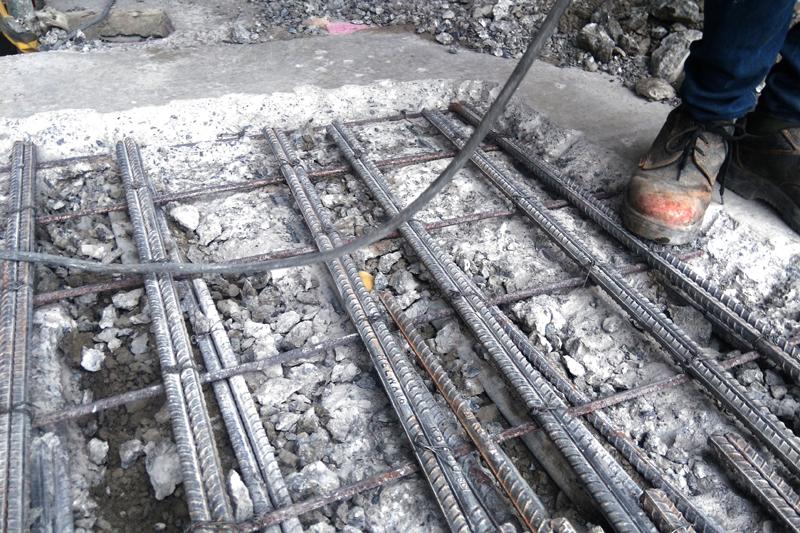 RC造り解体工事