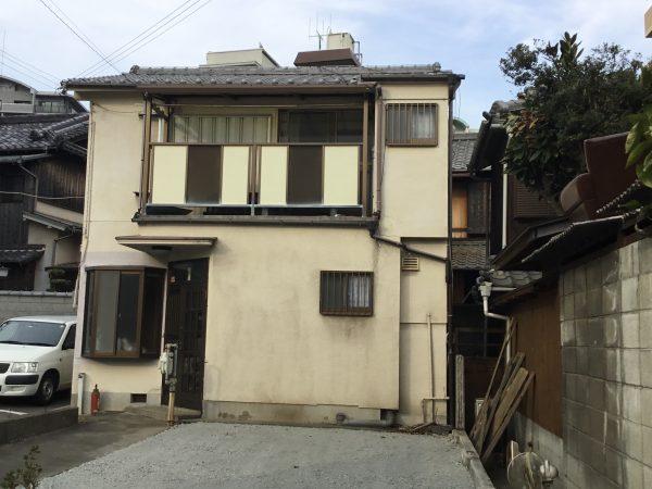神戸市垂水区  解体工事
