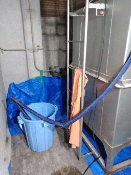 大阪市中央区 ホテル内装解体工事 (B1)