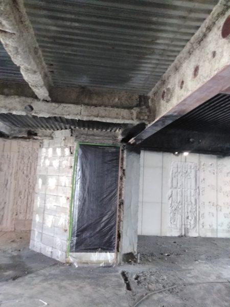 大阪市中央区 ホテル内装解体工事
