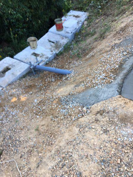 排水管設置